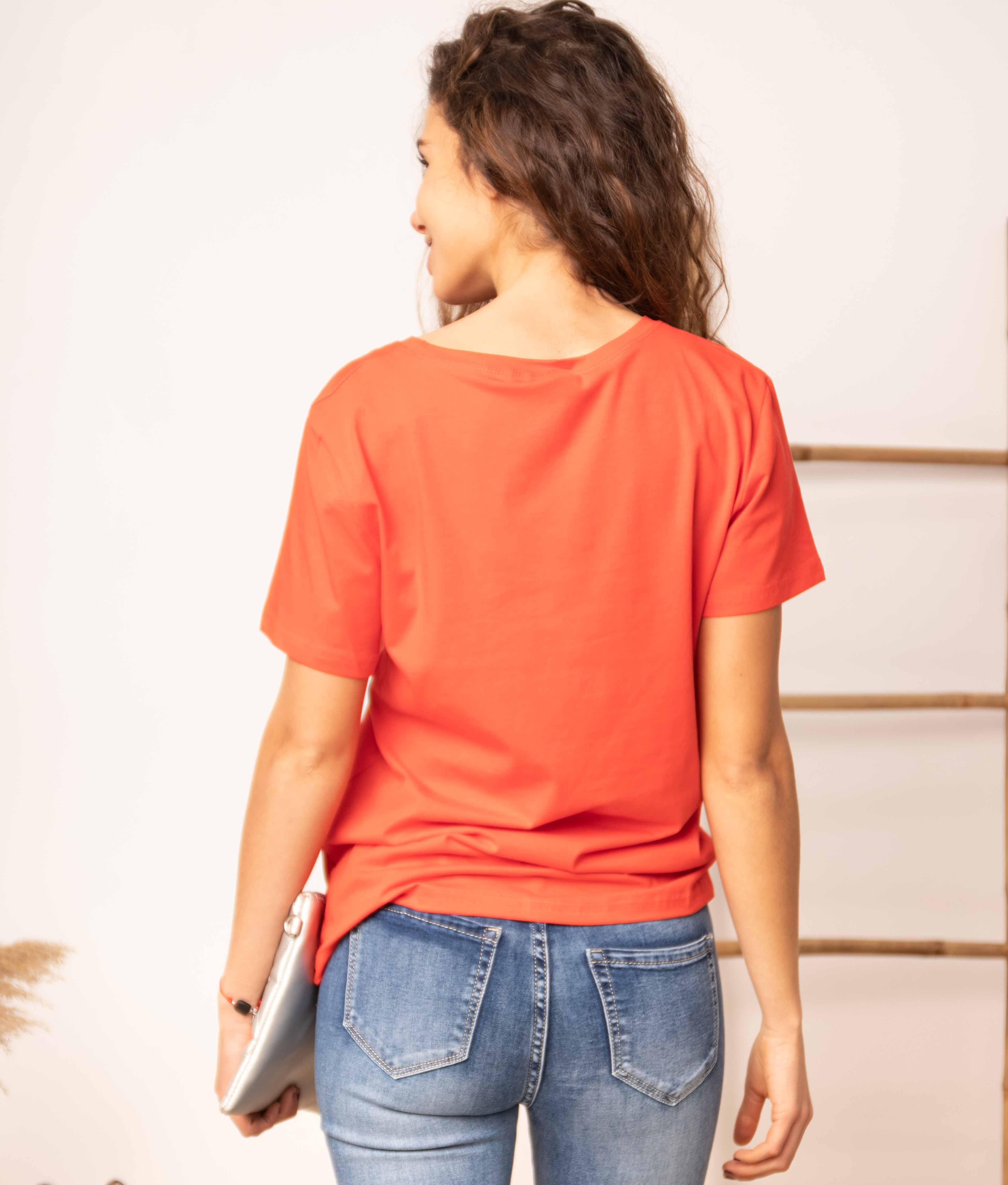 Camicia Negundo - Naranja
