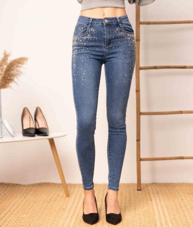 Trousers Maillo - Denim