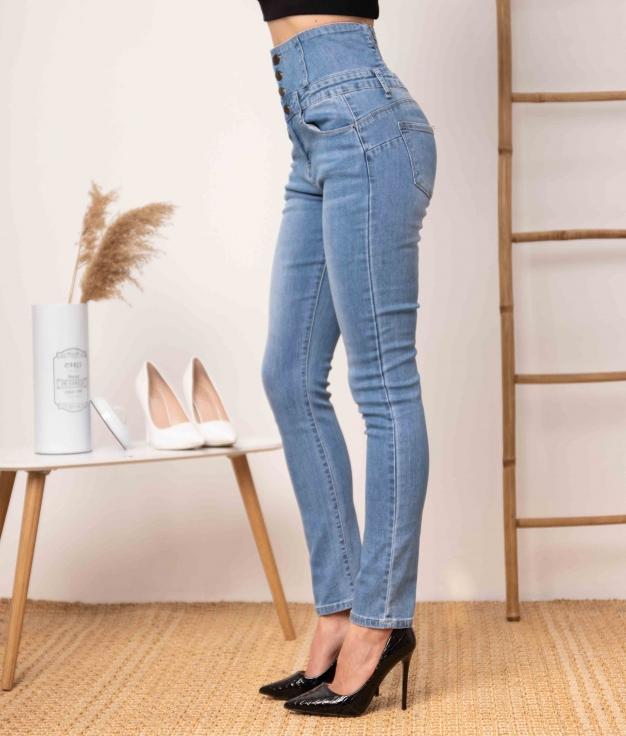 Trousers Colta - Denim