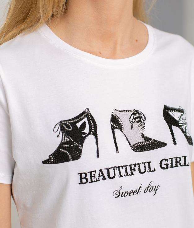 Camiseta Tumga - Branco
