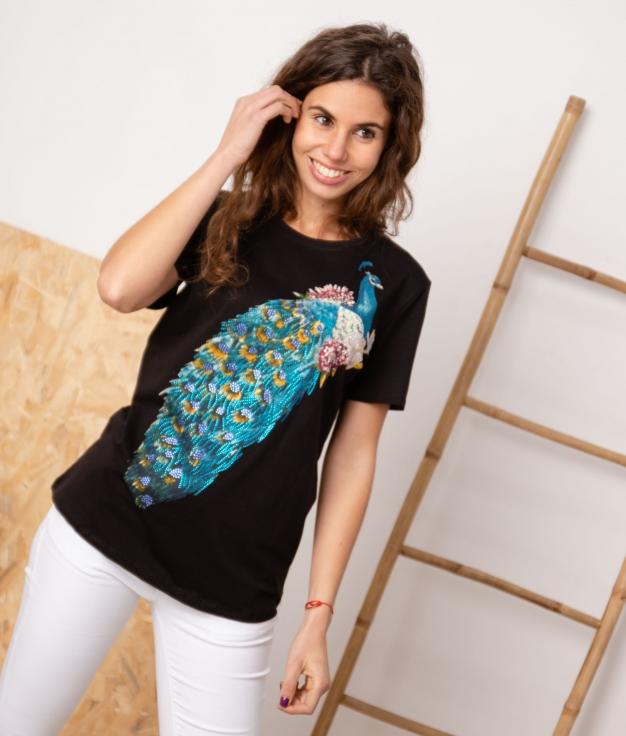Camiseta Penlo - Preto