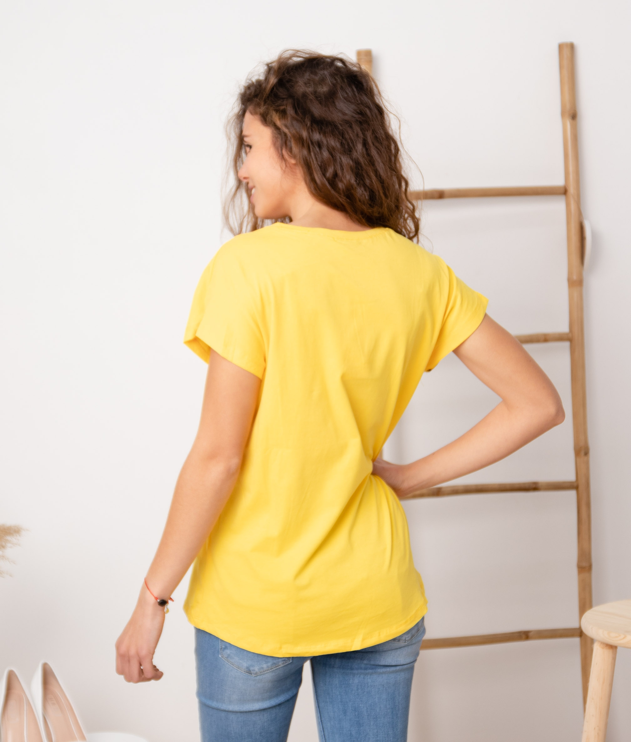 Camicia Punis - Giallo