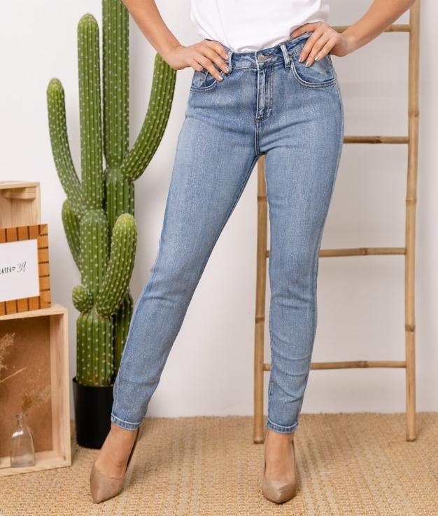Trousers Caoba - Denim