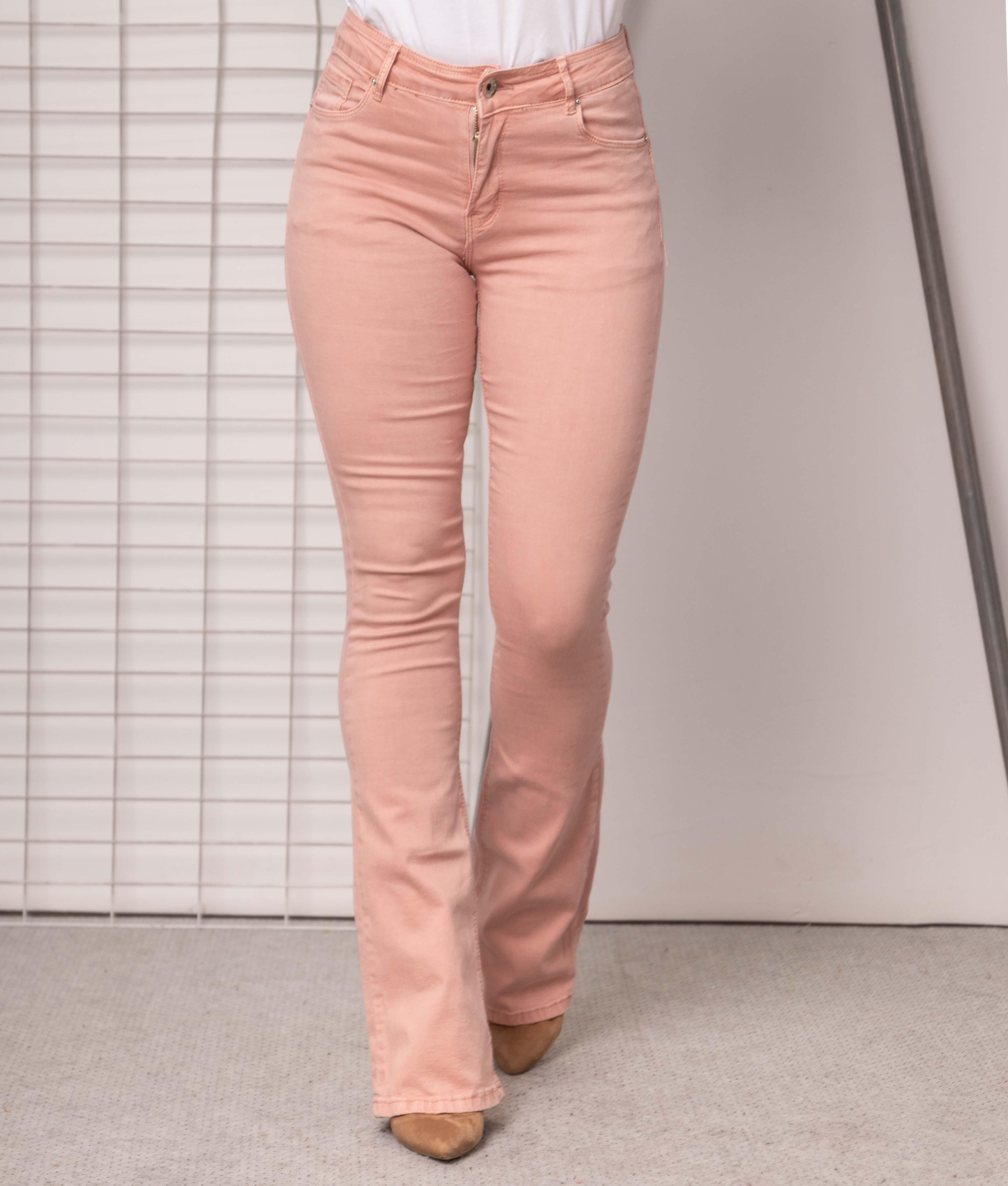 Pantalón Ambu - Rosa