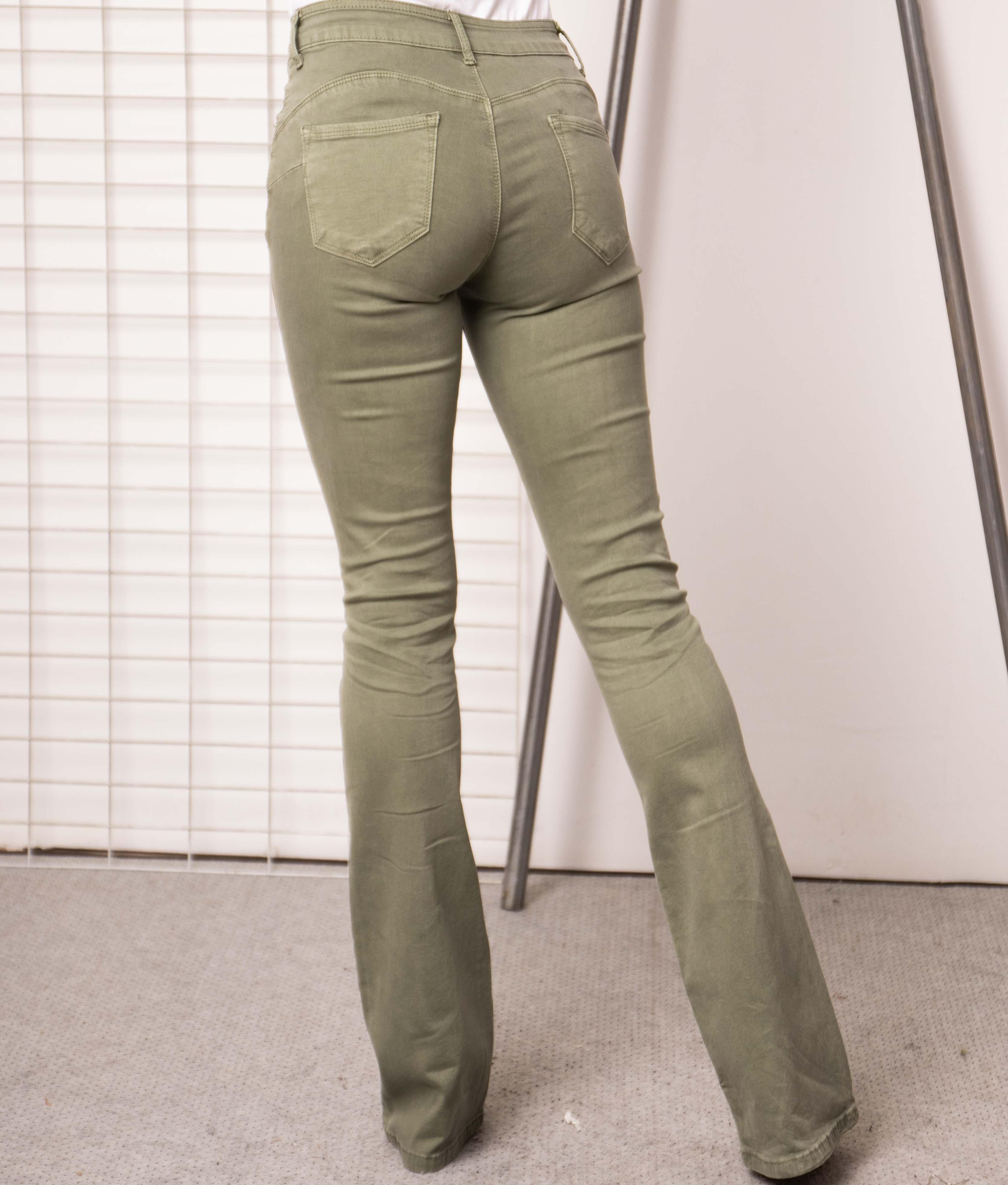 Pantalón Ambu - Kaki