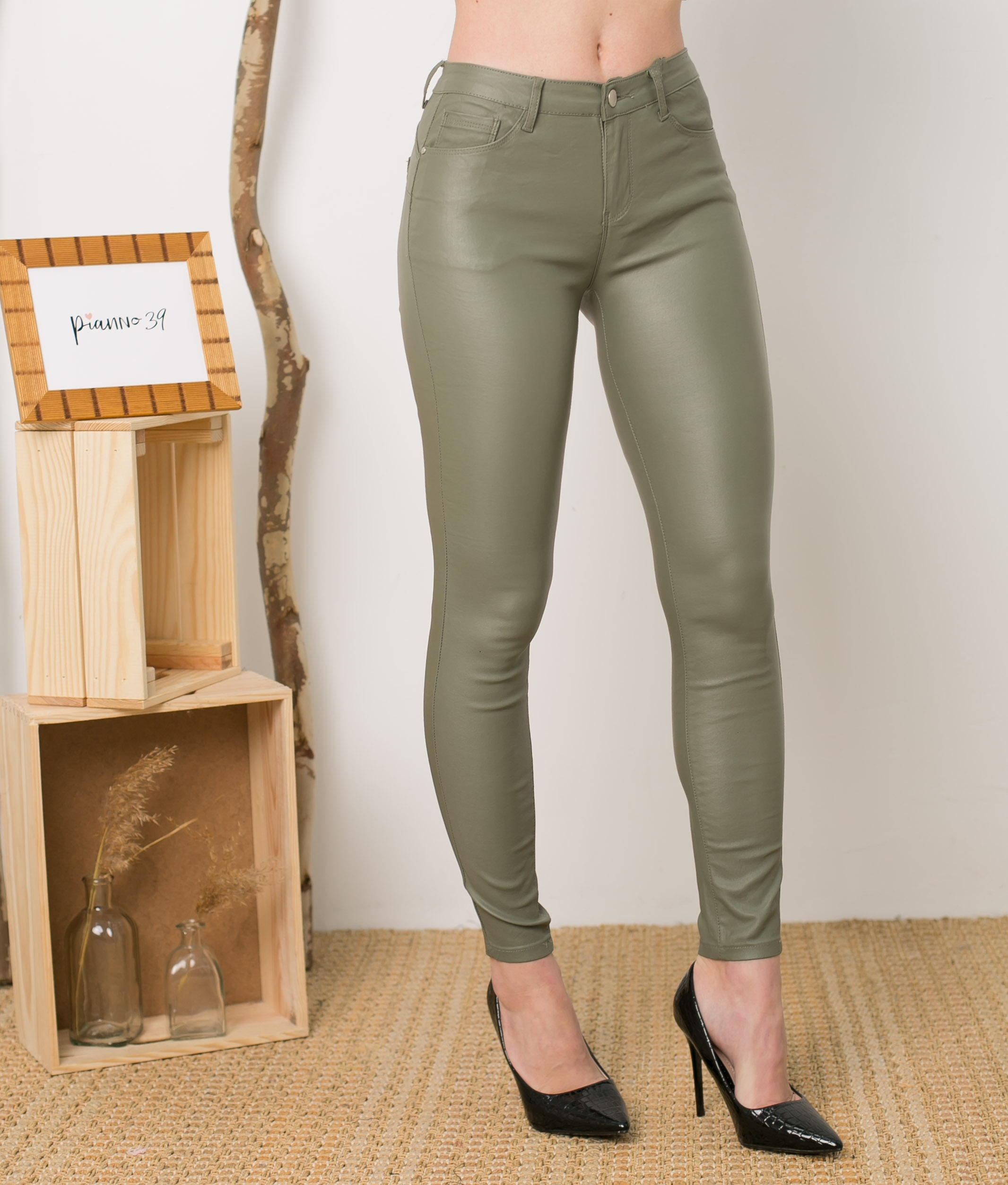 Pantalón Utaker - Verde