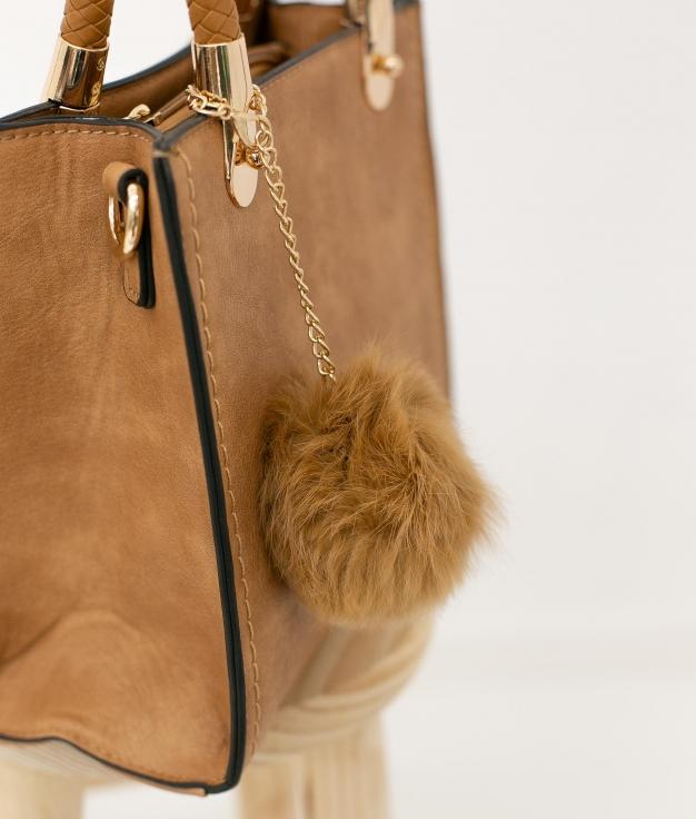 Bag Beran - Camel