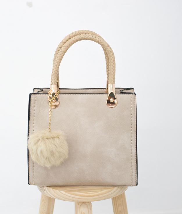 Bag Beran - Taupe
