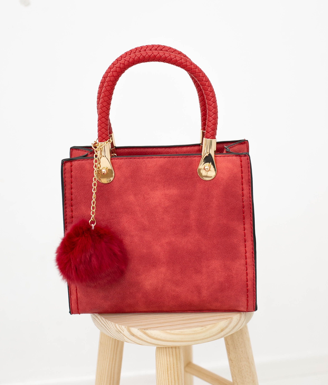 Bandolera Beran - Vermelho
