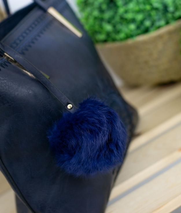 Bolso Siutan - Azul