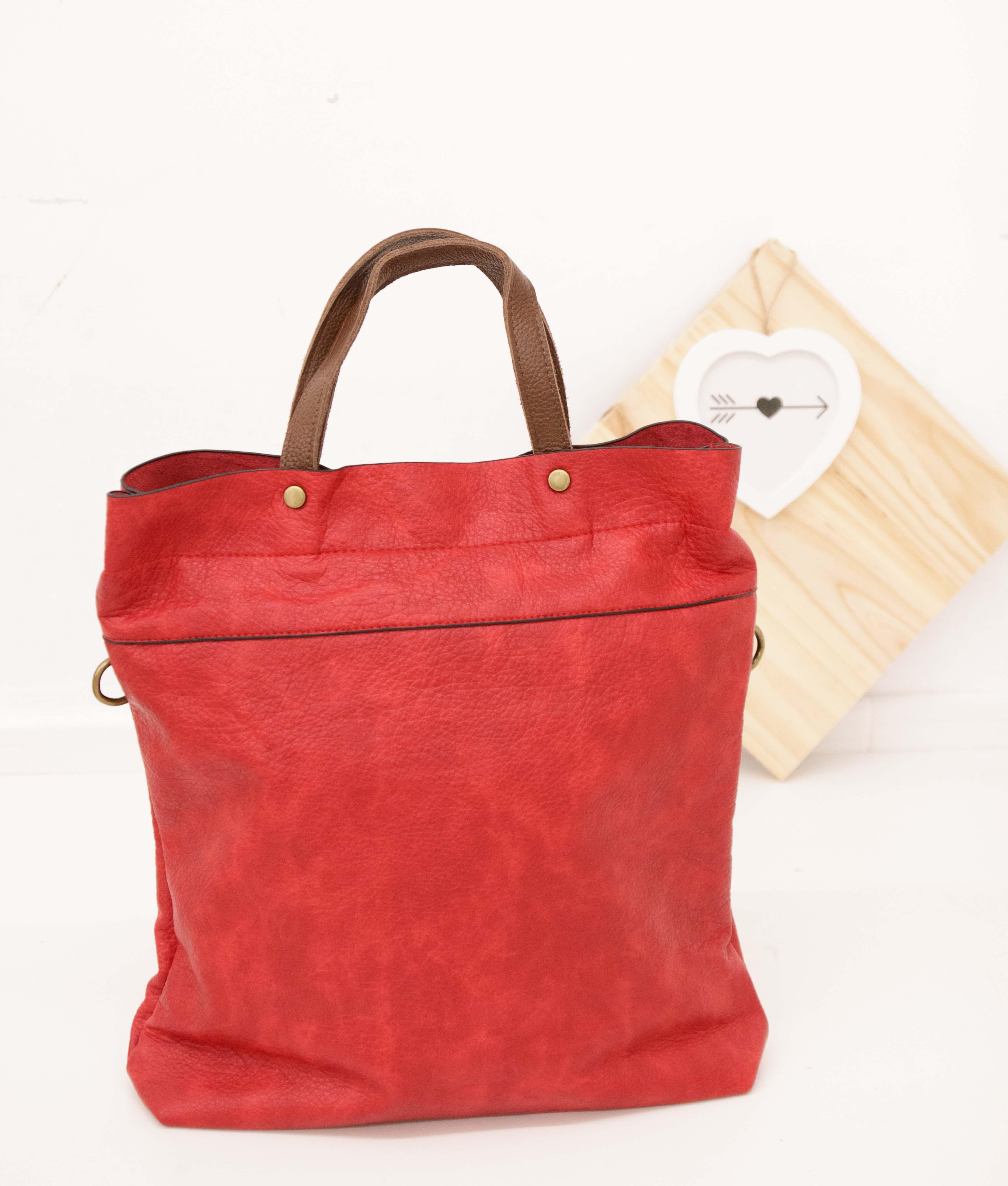 Bolso Penare - Red