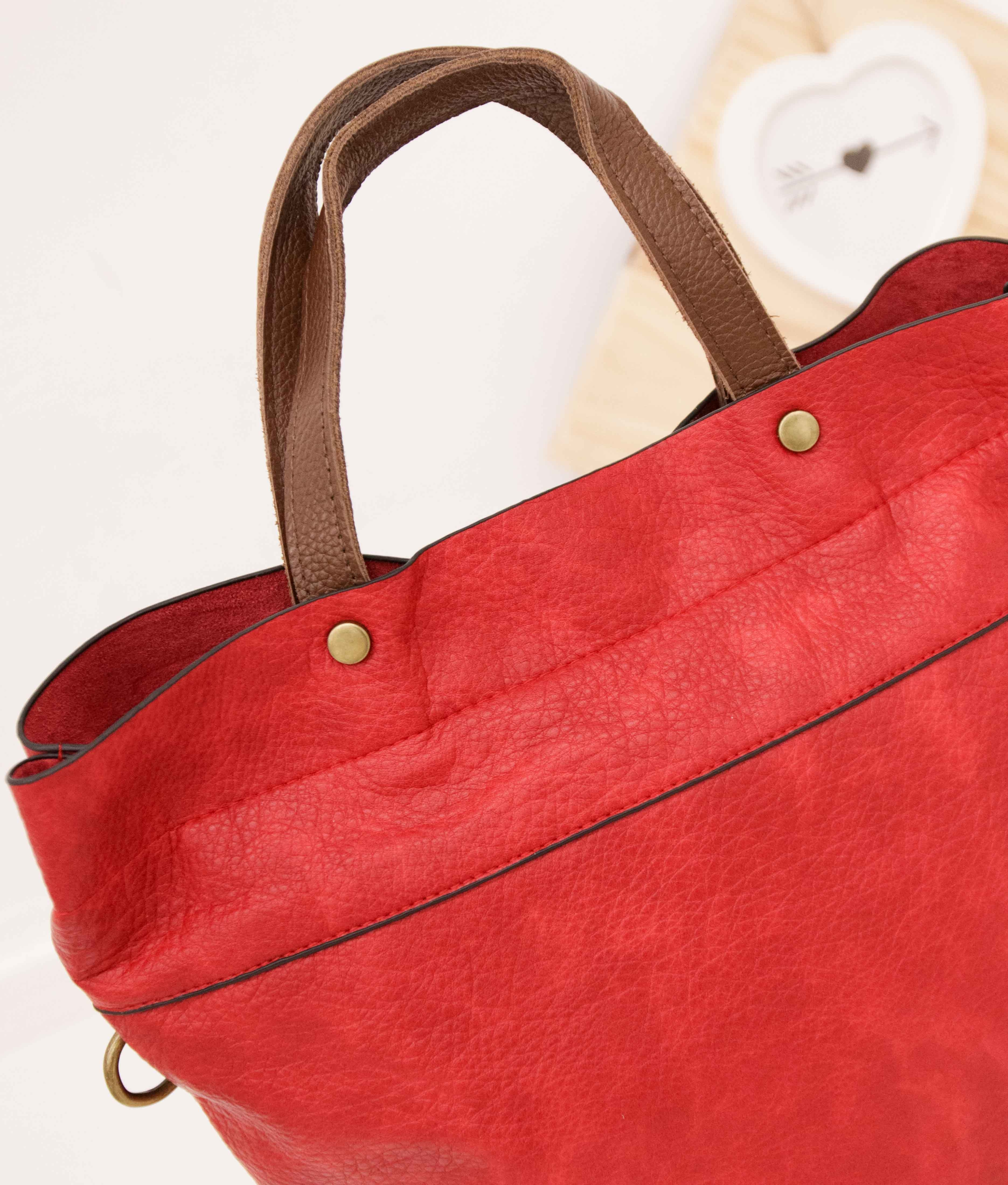 Bolso Penare - Rojo