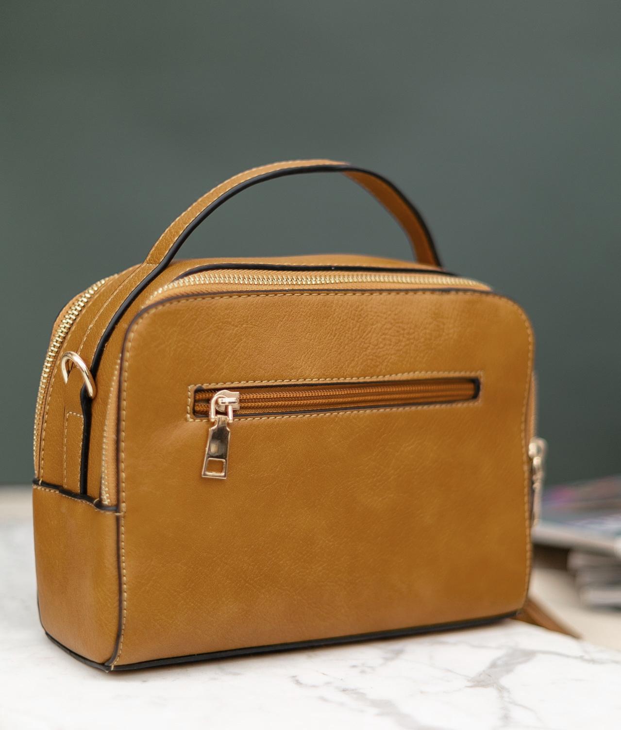 Bag Vavi - Mustard