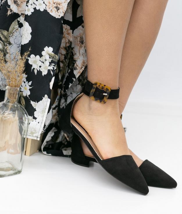 Zapato Lodena - Nero