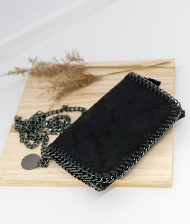 Bandoulière Nesal - Noir