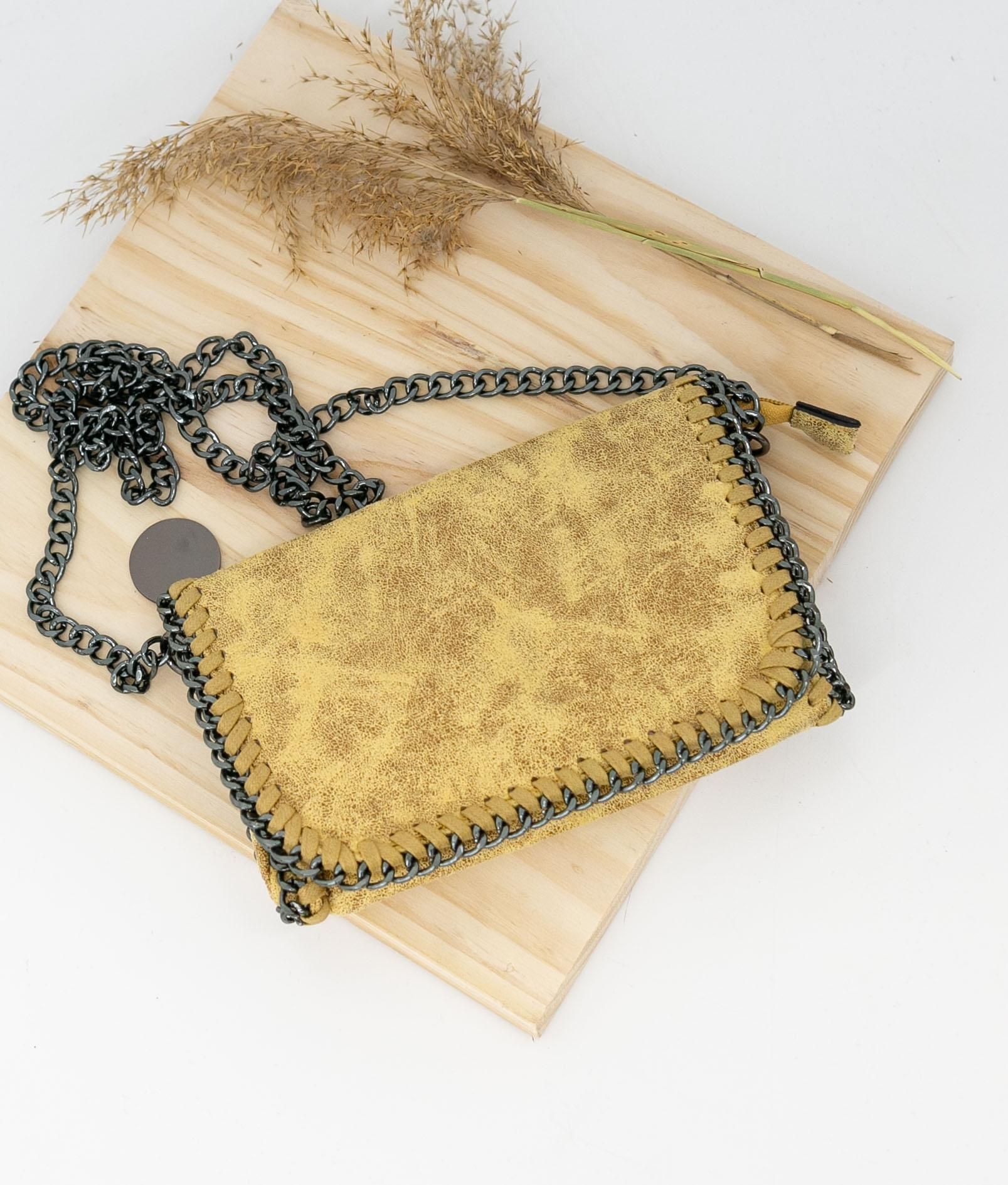 Bandolera Nesal - Amarelo