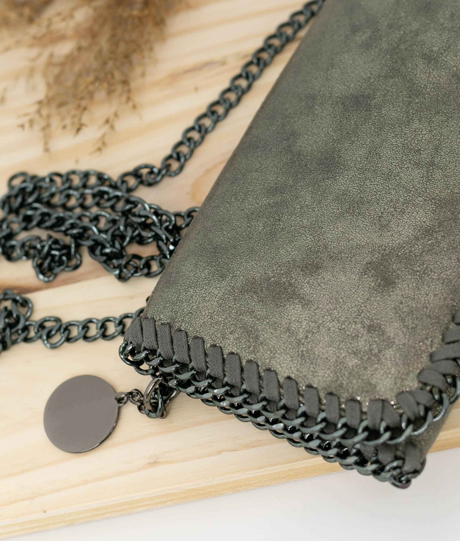 Bag Nesal - Silver