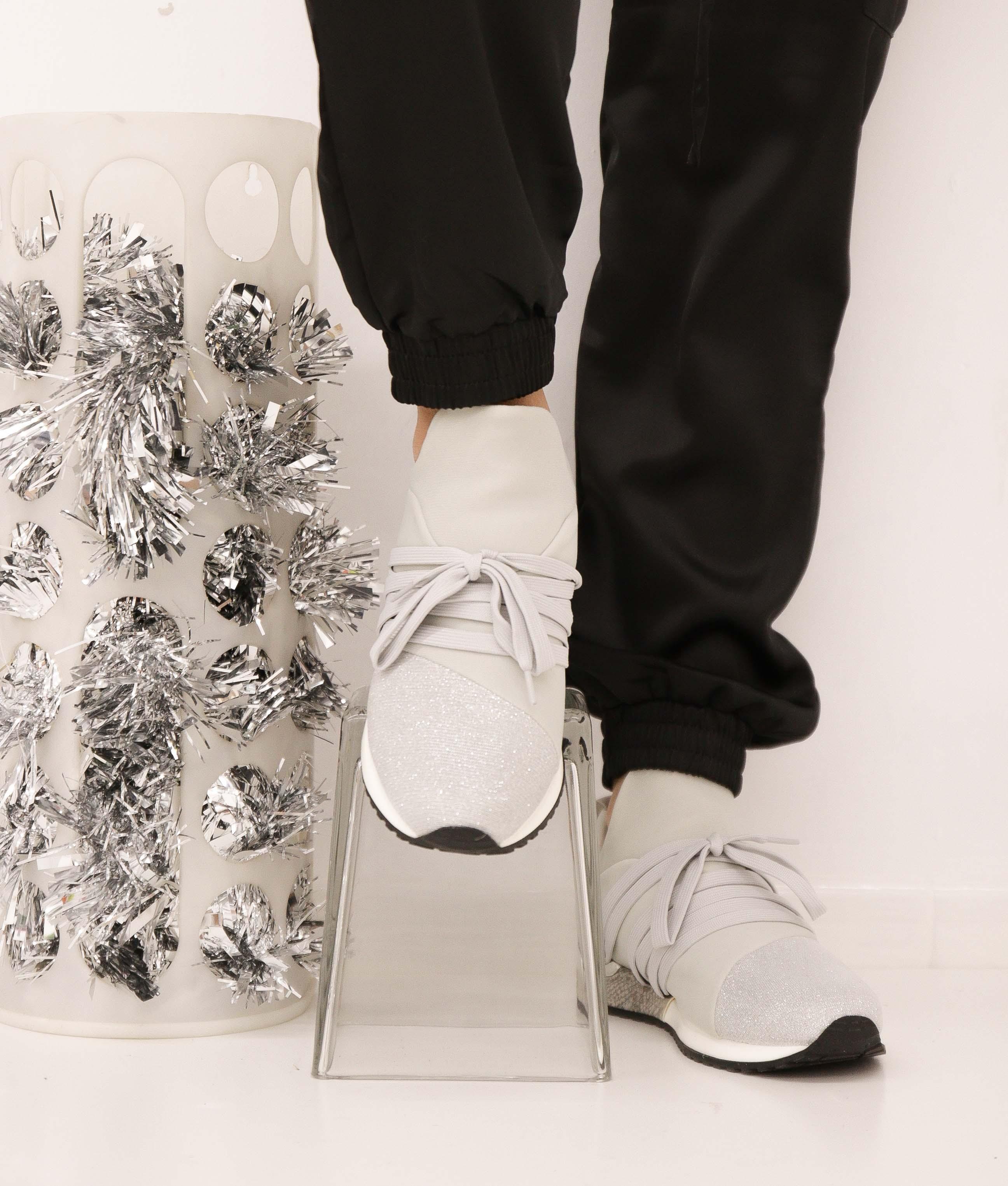 Sneakers Fejer - Argent