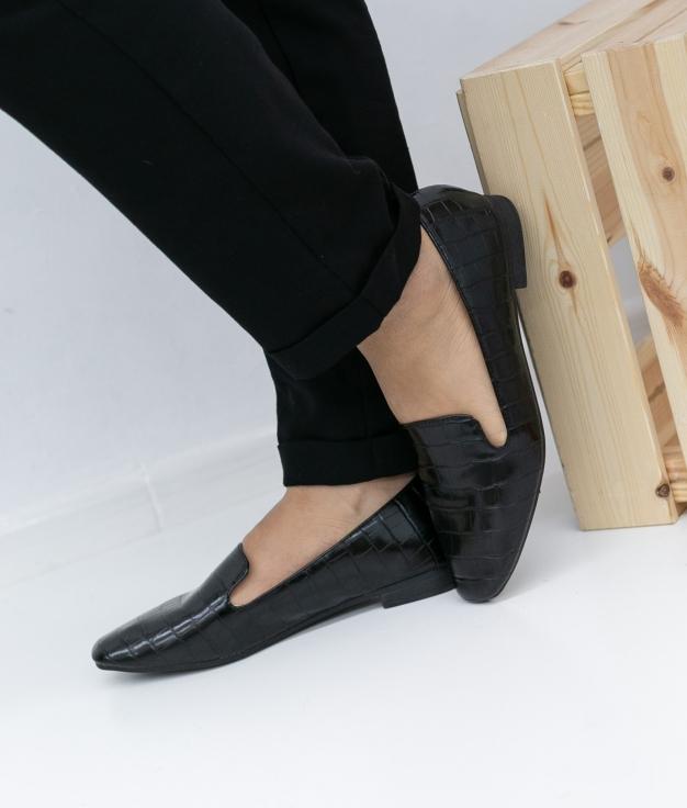 Zapato Gasza - Noir