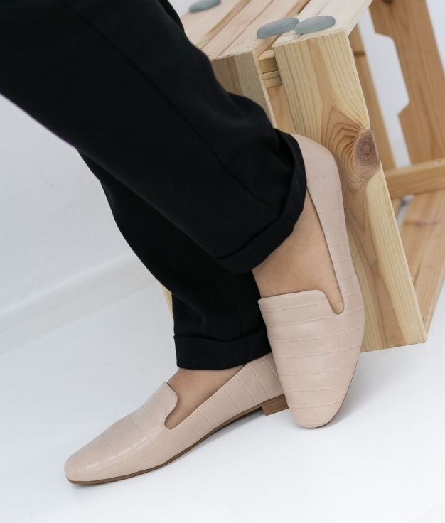 Zapato Gasza - Bege