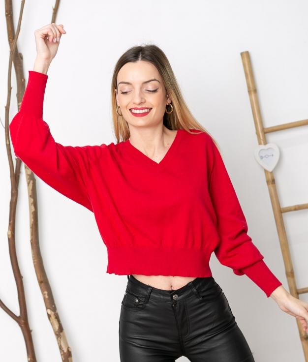 Maglia Dader - Rosso