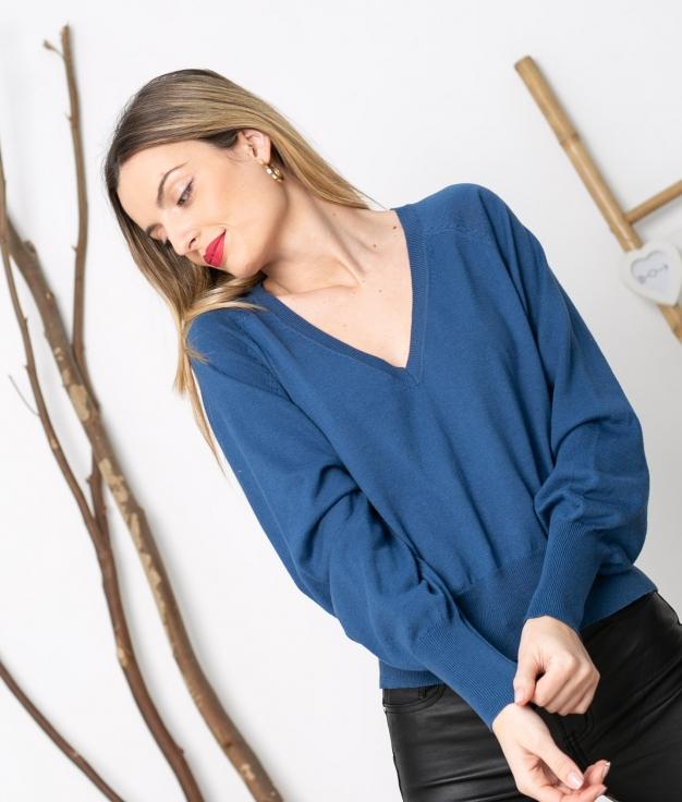Maglia Dader - Blu