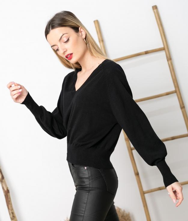 Sweater Dader - Black