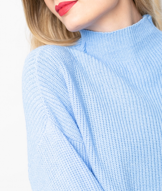 Sweater Roseri - Blue