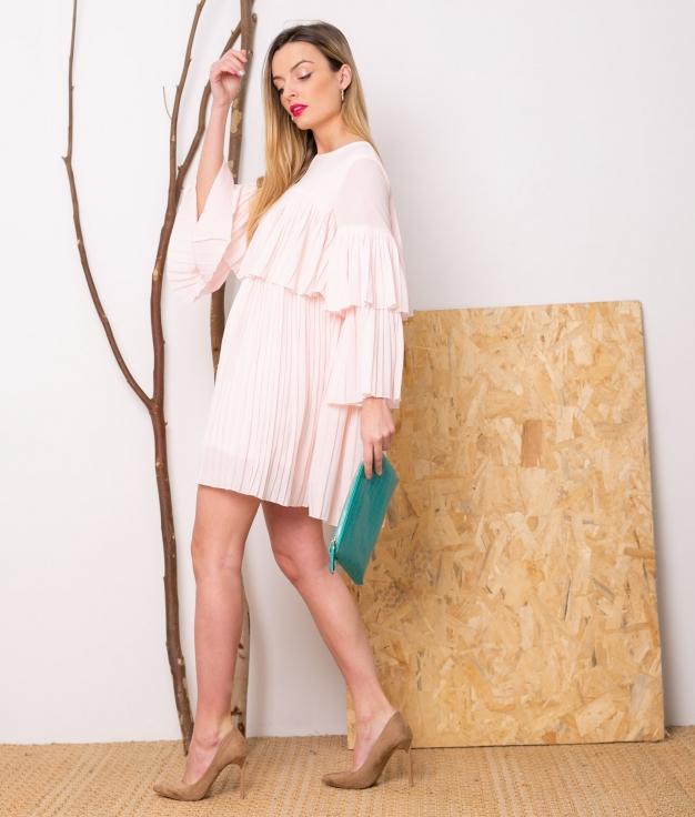 Vestido Noara - Rose