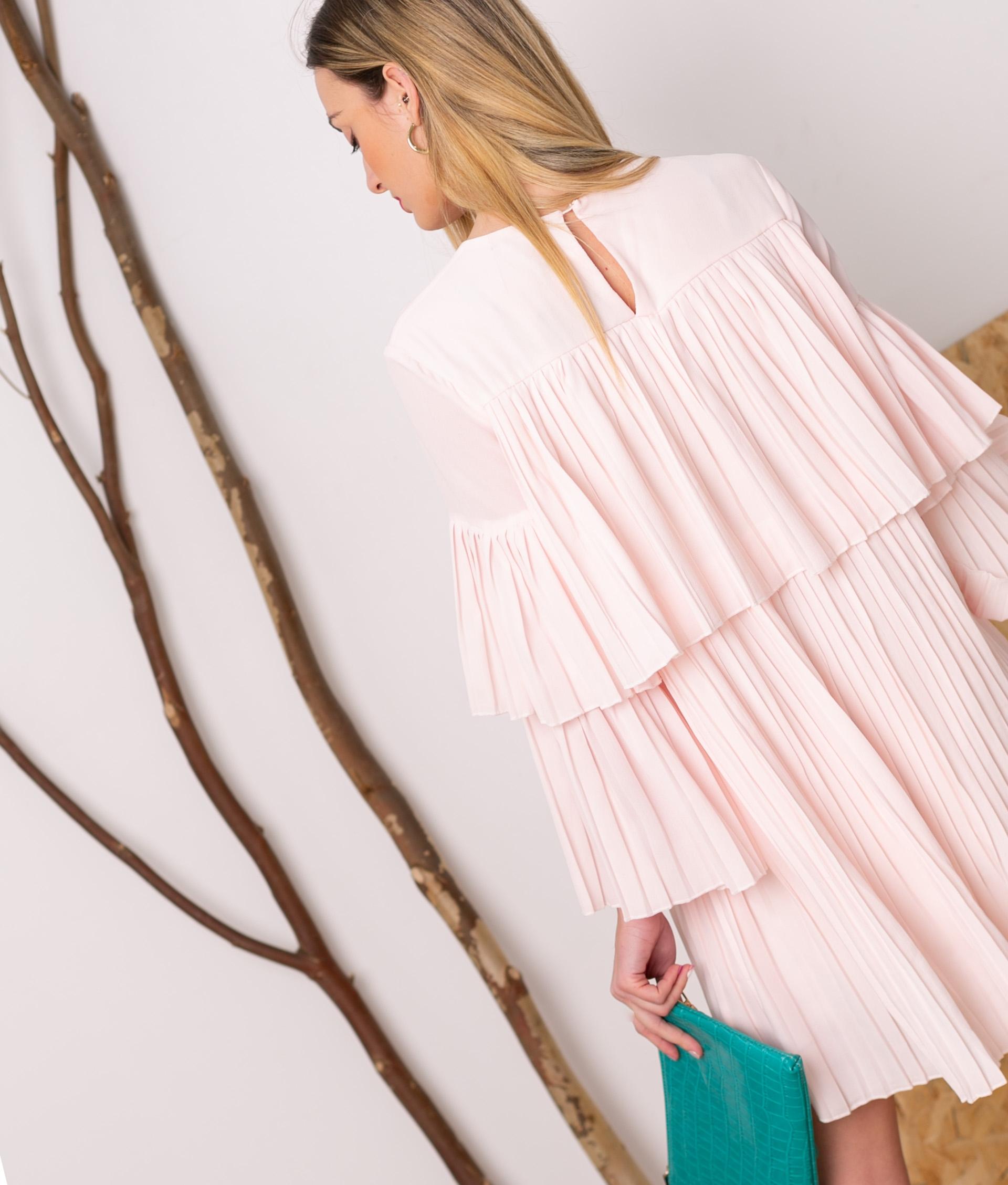 Vestido Noara - Rosa
