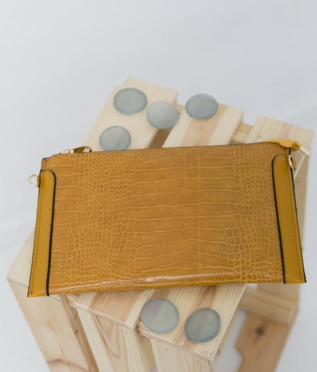 Bag Torenu - Mustard