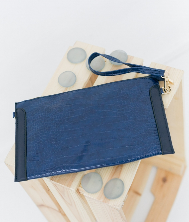 Bandoulière Torenu - Bleu