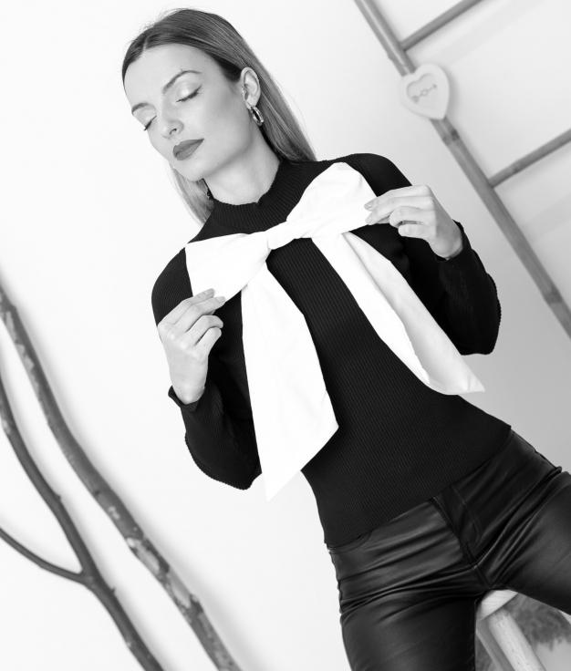 Sweater Bebor - Black