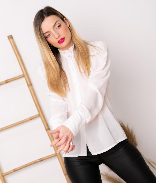 Blouse Garada - White