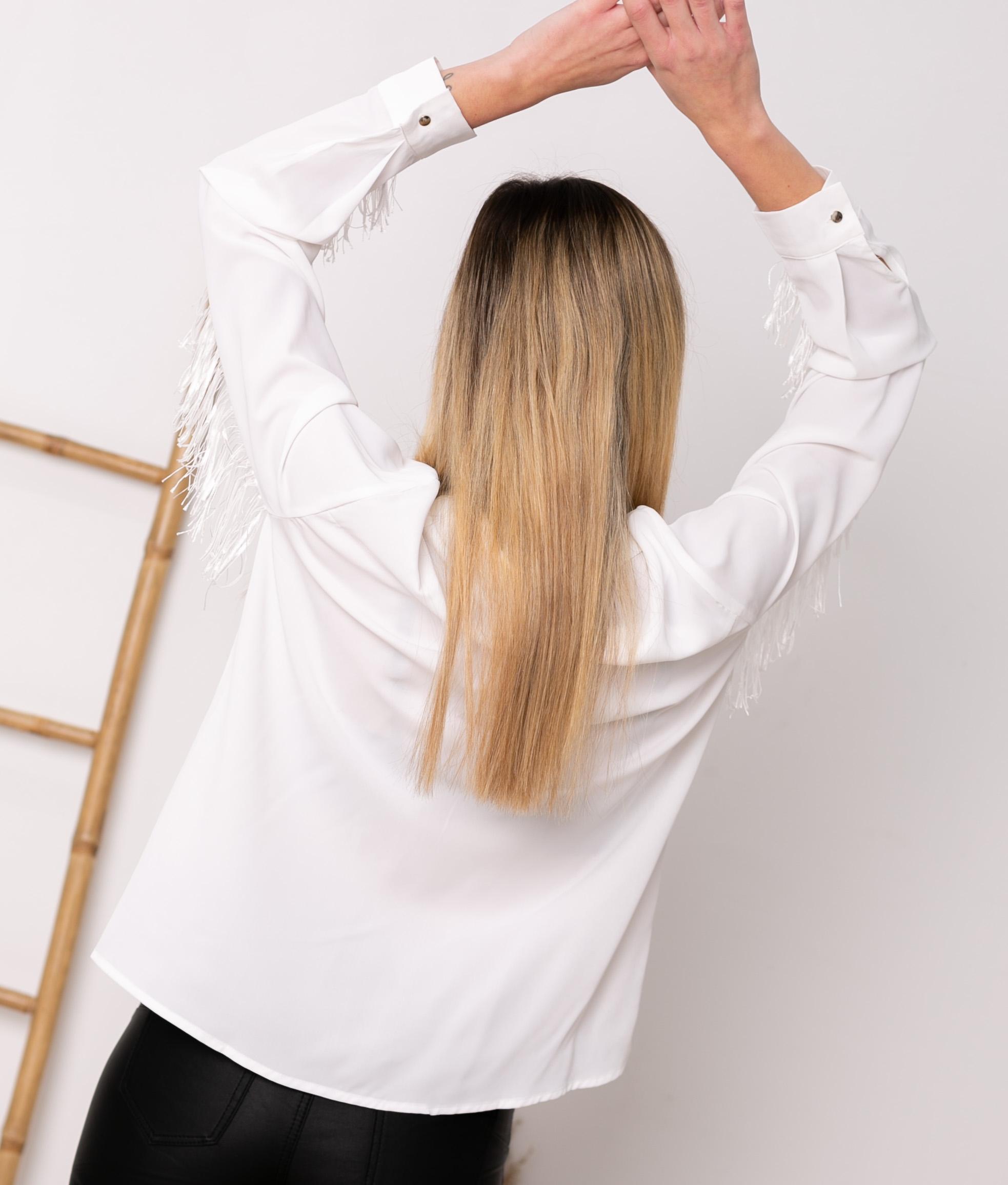 Blusa Tinore - Blanco