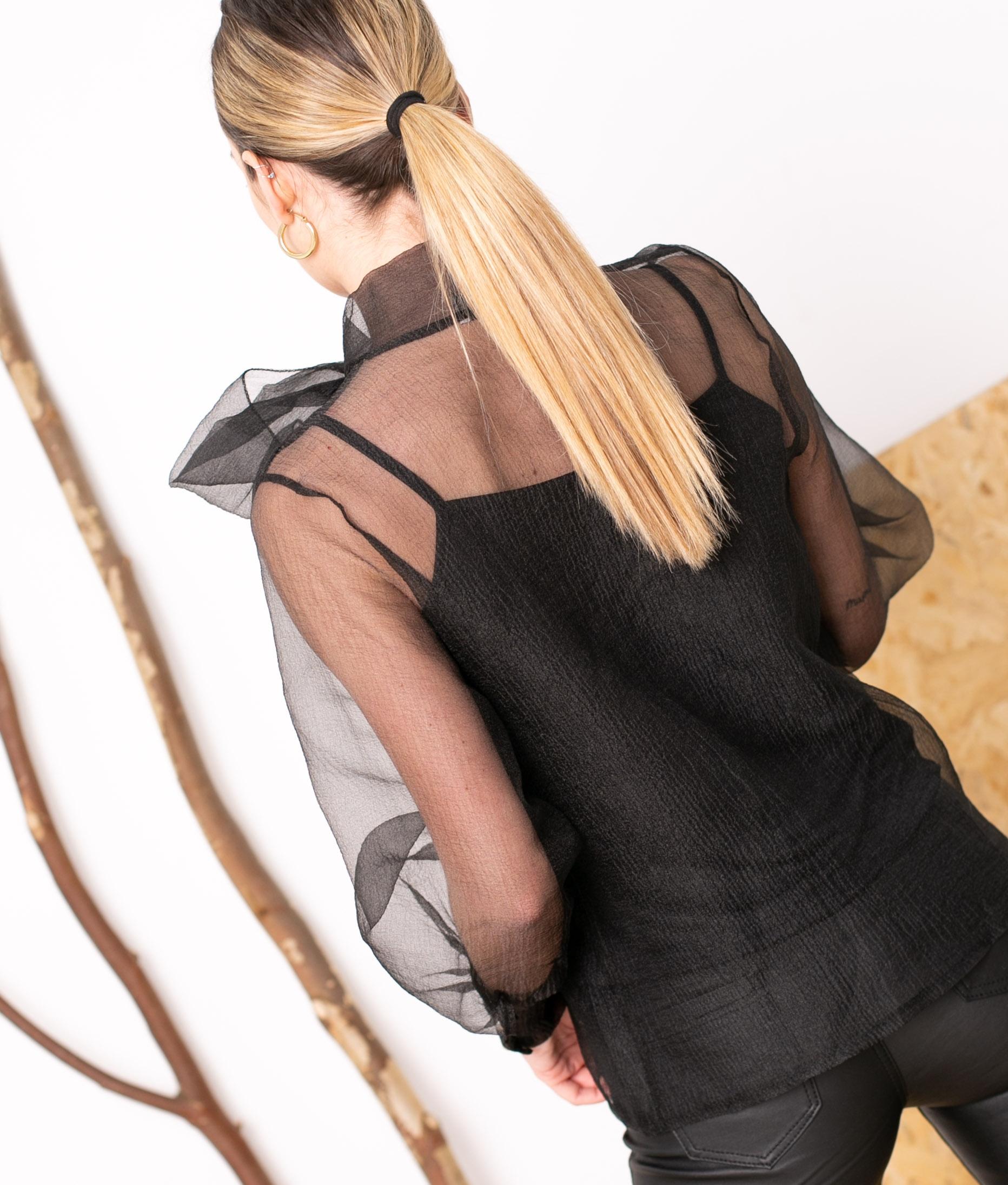 Blusa Mirlion - Negro
