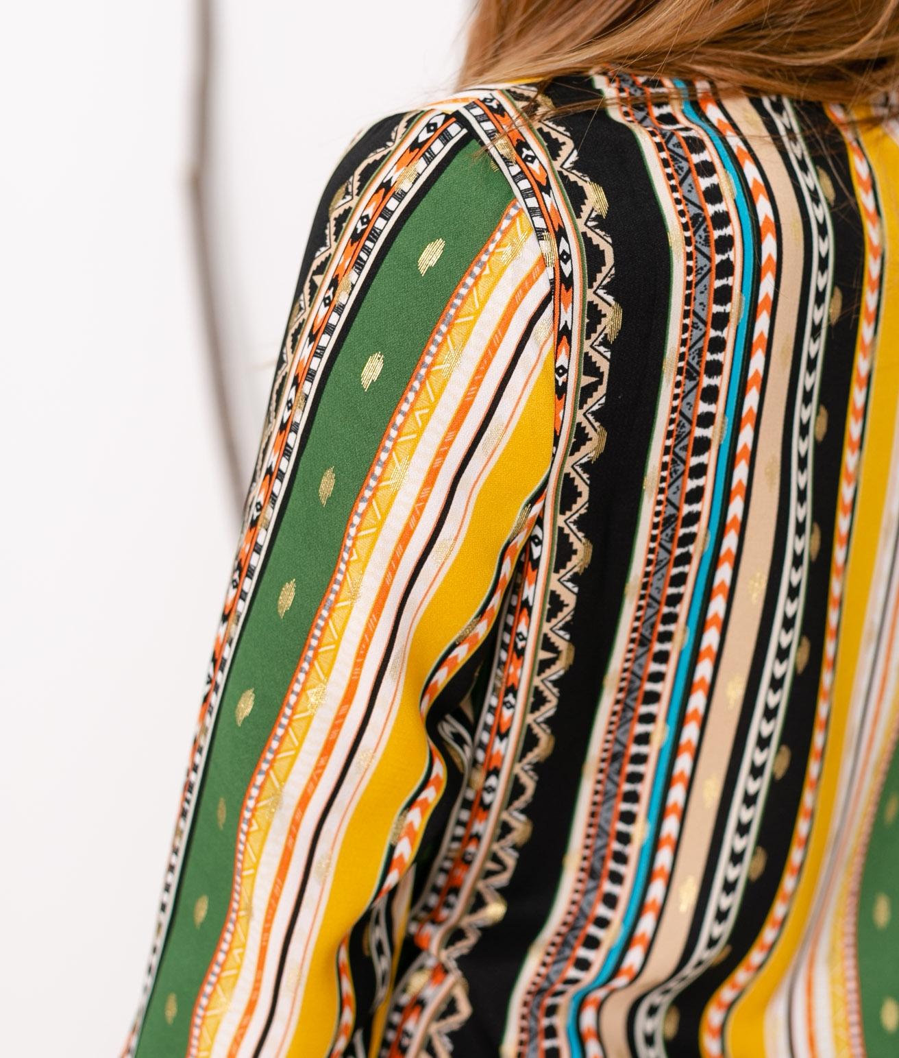 Blusa Nolae - Multicolor