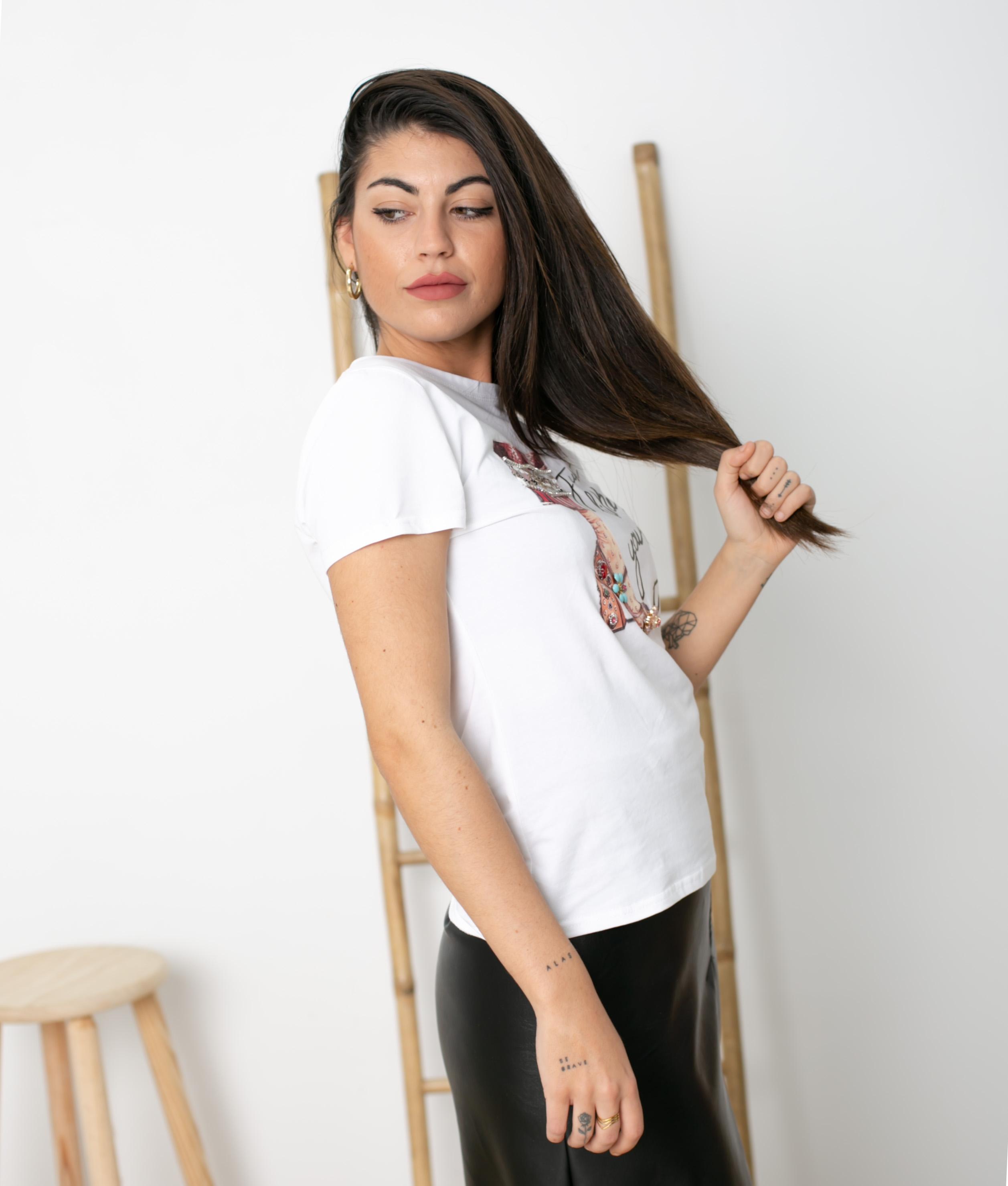 Camicia Cafin - Blanco