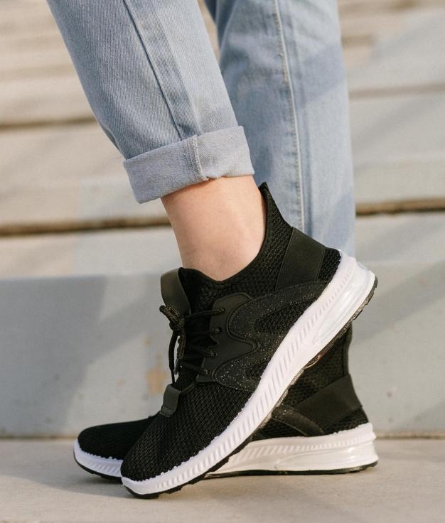 Sneakers Tolem - Negro