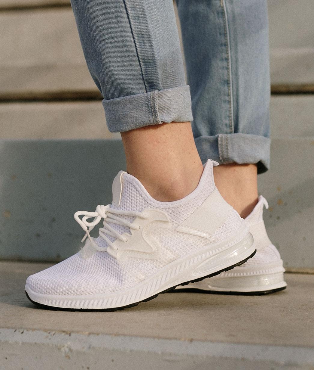 Sneakers Tolem - Blanc