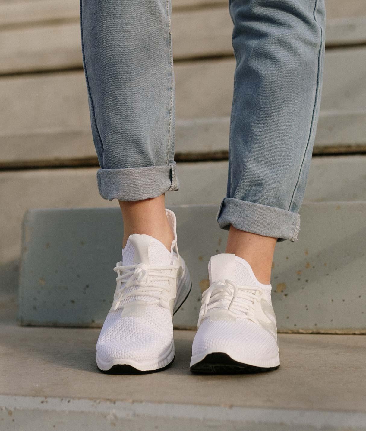 Sneakers Tolem - Blanco