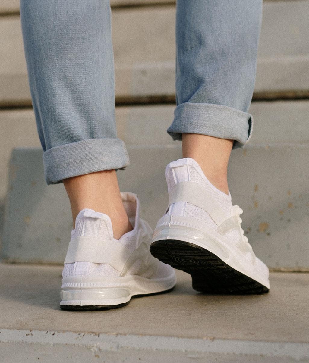 Sneakers Tolem - Bianco