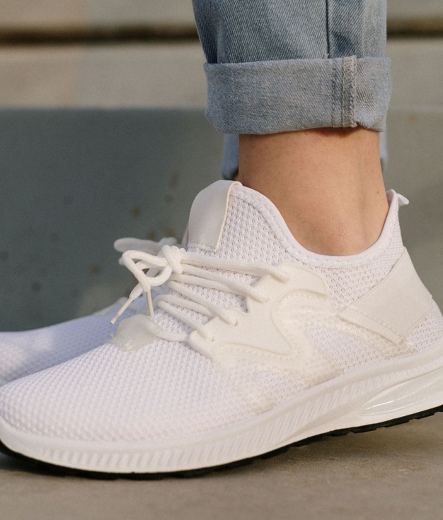 Sneakers Tolem - Bianco