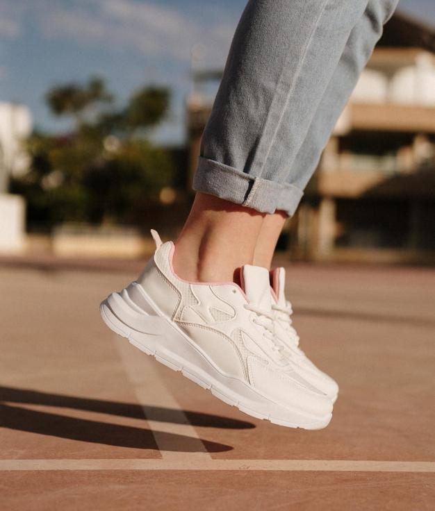 Sneakers Zalala - Branco
