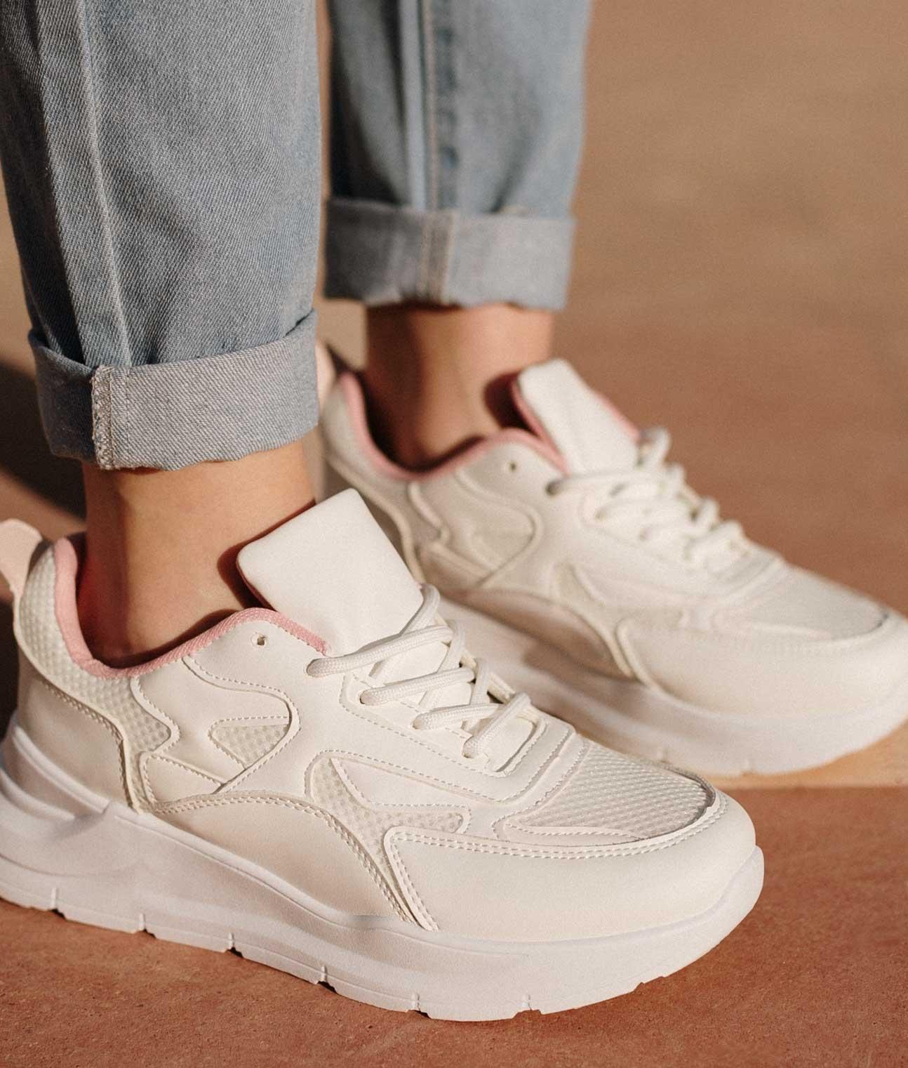Sneakers Zalala - Blanc
