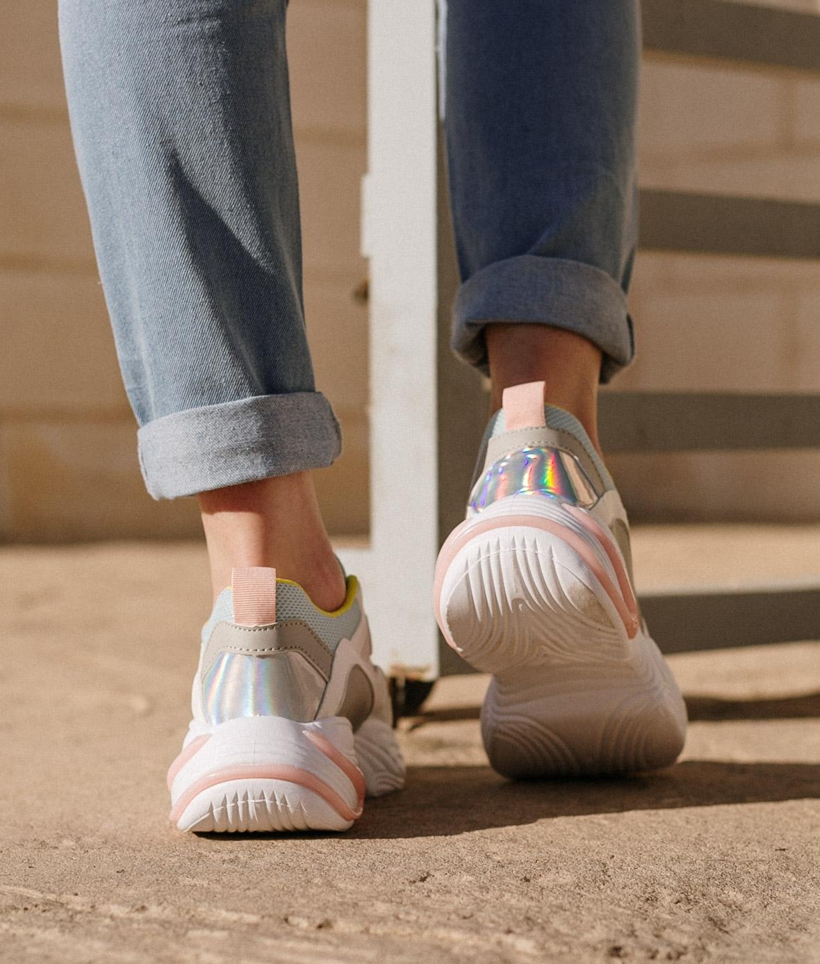 Sneakers Alicún - Pink