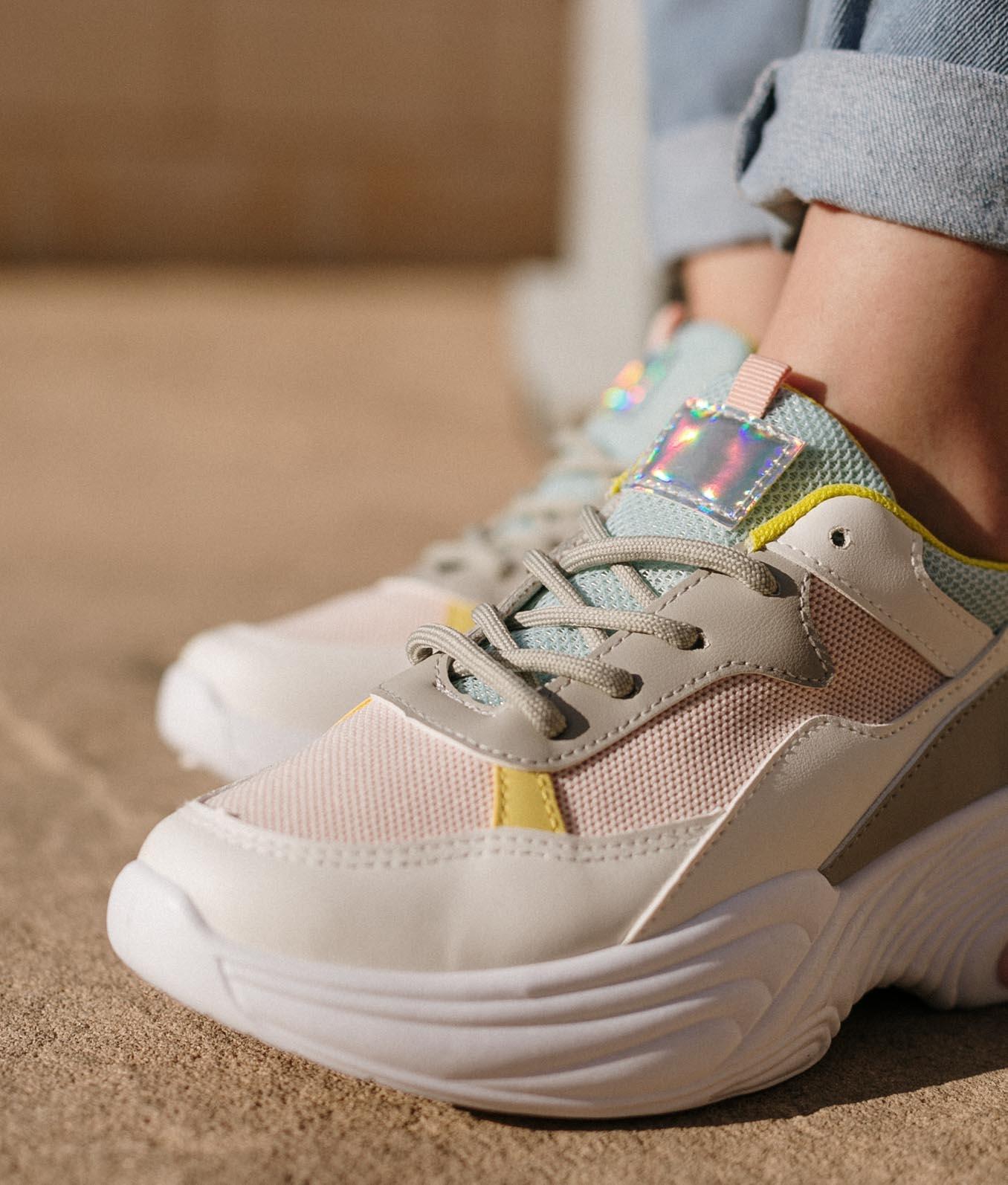 Sneakers Alicún - Rose