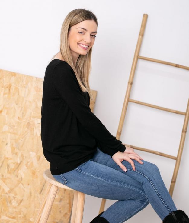 Sweater Caitriona - Black