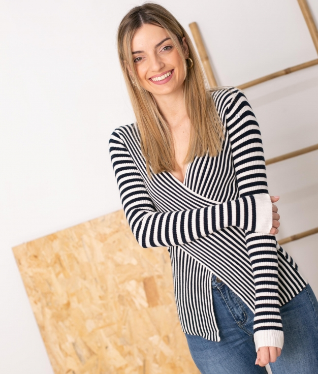 Sweater Itachi - White