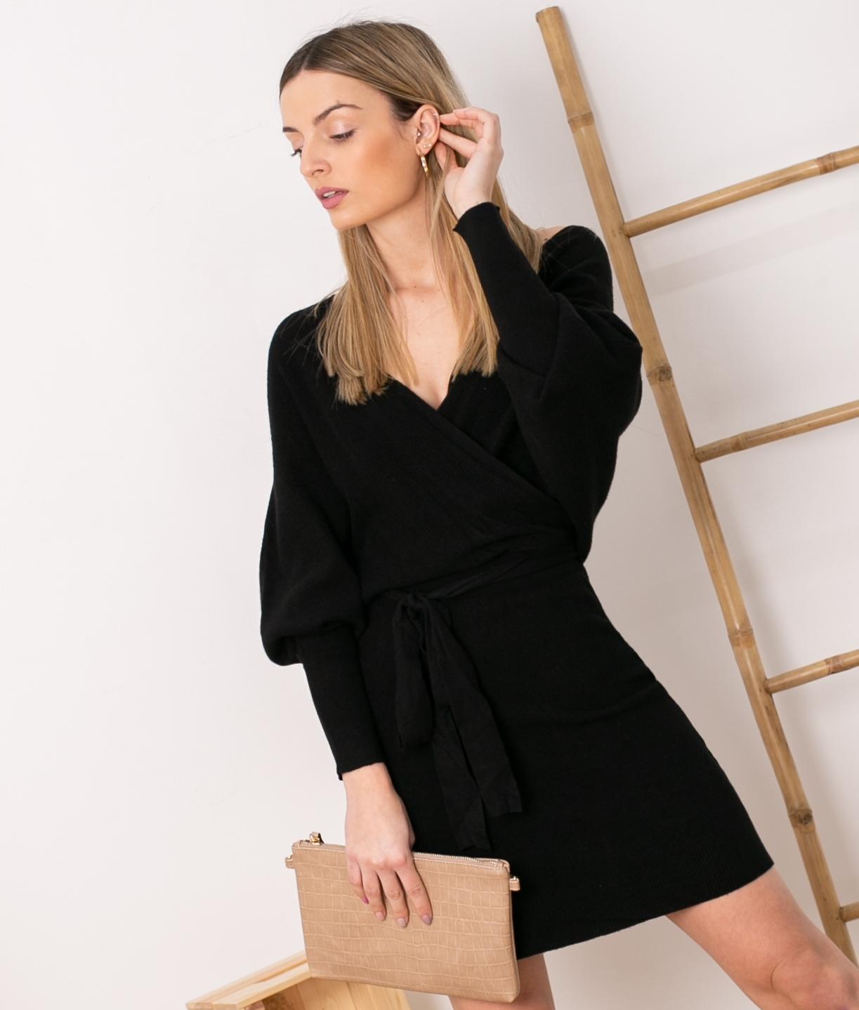 Vestido Sibuya - Negro